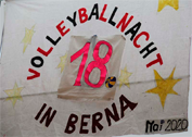 volleyballnacht betttuch 2020 mini